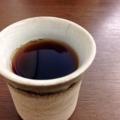 [向島][曳舟][押上][浅草][菓子][アイス][甘味処]京都の老舗日本茶専門店「一保堂」のほうじ茶をグビグビ