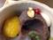 小豆を竹ざると馬毛のこし器で濾す、昔ながらの製法で作られたアンコ