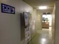 [鳥取][ラーメン][カレー][定食・食堂][漫画][孤独のグルメ]すぐ左に折れるカタチで到着します。入口ロビーからほんと数分の距離