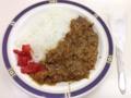 [鳥取][ラーメン][カレー][定食・食堂][漫画][孤独のグルメ]「鳥取県鳥取市役所食堂」の鳥取カレー500円