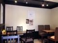 [鳥取][洋食][コーヒー][菓子][カフェ・喫茶店]カウンター席よりもテーブル数が多く、時間帯分煙制を採用