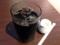 続いてやってきたアイスコーヒーをグビグビ