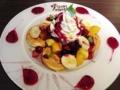 [鳥取][洋食][コーヒー][菓子][カフェ・喫茶店]鳥取駅前「すなば珈琲」自慢のすなばパンケーキ850円