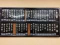 [鳥取][ラーメン][丼もの][定食・食堂]壁に掛け始めて60年になるという木製のメニュー表
