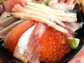 [鳥取][鳥取砂丘][和食][丼もの][寿司・魚介類][定食・食堂]10種類以上のネタがてんこ盛り!「鯛喜」の海鮮丼豪華1,980円