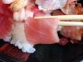 [鳥取][鳥取砂丘][和食][丼もの][寿司・魚介類][定食・食堂]きれいといえばマグロもそうだったんですが