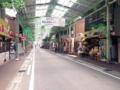 [鳥取][境港][ラーメン][チャーハン]ズンズン歩を進めて商店街に突入
