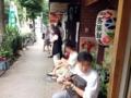 [入谷][鶯谷][和食][丼もの][寿司・魚介類][定食・食堂][居酒屋]とてつもない海鮮丼目当てに営業時間中は終始途切れることのない行列