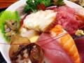 [入谷][鶯谷][和食][丼もの][寿司・魚介類][定食・食堂][居酒屋]これだけの海の幸を平らげようものなら東京だとまず2,000円以上しそう