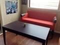 [高円寺][カフェ・喫茶店][漫画]ソファ席も完備、自由に座りたい場所で読みふけりましょう