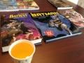 [高円寺][カフェ・喫茶店][漫画]大好きなバットマンもたくさん