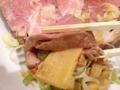 [東十条][ラーメン][つけ麺]かぎやーとネギやメンマでムニュポリシャキを楽しむのも当然グッド