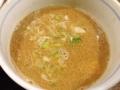 [東十条][ラーメン][つけ麺]濃厚さとまろやかさが共存した豚骨魚介のつけ汁
