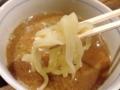 [東十条][ラーメン][つけ麺]ズビズビズビビビン!!(またおまうおォォン!!)