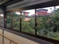 [鳥取][銭湯・温泉]途中窓から外を眺めることでこの施設が意外と巨大なことに気づきます