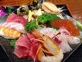 [入谷][鶯谷][和食][丼もの][寿司・魚介類][定食・食堂][居酒屋]入谷の人気割烹「さいとう」最高値ランチ・特上海鮮定食2,500円