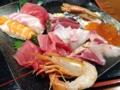 [入谷][鶯谷][和食][丼もの][寿司・魚介類][定食・食堂][居酒屋]半分くらい食べたつもりなのに食器は依然ネタまみれ