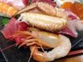 [入谷][鶯谷][和食][丼もの][寿司・魚介類][定食・食堂][居酒屋]何となくエビとカニの豪華共演を実現させつつホジパキップリ