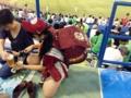 [外苑前][千駄ヶ谷][国立競技場][神宮球場][野球][カレー][定食・食堂][漫画][孤独のグルメ]1年に数日開催の生ビール半額ナイターと売り子が唯一の救い