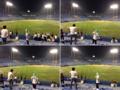 [外苑前][千駄ヶ谷][国立競技場][神宮球場][野球][カレー][定食・食堂][漫画][孤独のグルメ]試合終了後、エモーショナルなダンスで興奮冷めやらない様子のファン