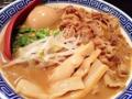 [高円寺][ラーメン]通常の中華そば(700円)に味玉と豚バラスライスが追加