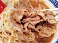 [高円寺][ラーメン]豚バラ肉もガッツリでたくましい