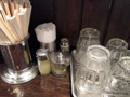 [高円寺][ラーメン]内装や小物使いも洗練されております