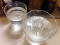 [東十条][ラーメン][チャーハン][居酒屋]今回は芋焼酎の宝山芋麹全量(600円)をロックでチビチビと