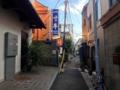 [谷中][日暮里][千駄木][ラーメン][餃子][チャーハン][中華]谷中銀座商店街の一角を曲がった際たまたま発見