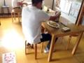 [秋田][横手][柳田][焼きそば]店内も負けず劣らず人ん家、藤春さん家以外の何物でもない