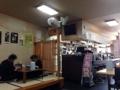 [秋田][横手][焼きそば][ラーメン][定食・食堂][居酒屋]いわゆる街のラーメン屋さんという感じの店内