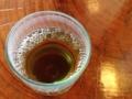 [秋田][横手][柳田][焼きそば]セルフサービスの麦茶もうまい