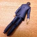 [雑貨・小物][孤独のグルメ]背中に穴開いた状態のうつぶせスーツ姿ってちょっと意味深