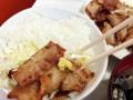 [山谷][南千住][定食・食堂][漫画][孤独のグルメ]手作り豚丼として仕立て上げるもよし