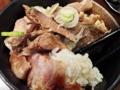 [銀座][東銀座][ラーメン][丼もの]肉々しいを飛び越えてもはや肉たらしい(漢字違うけど)
