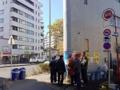 [ラーメン][つけ麺][油そば][まとめ]とある日の「ラーメン二郎 三田本店」前