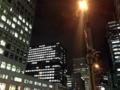 [東京][大手町][三越前][新日本橋][ラーメン][漫画][孤独のグルメ]日本経済の心臓部・東京都千代田区大手町