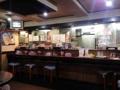 [東京][大手町][三越前][新日本橋][ラーメン][漫画][孤独のグルメ]居酒屋のような「大手町ラーメン」の内装