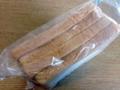 [秋田][パン]アベックトースト1個で8枚切り食パンの1/2(※4枚)を摂取可能