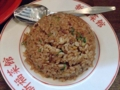 [麻布十番][ラーメン][餃子][チャーハン]「新福菜館 麻布十番店」の焼めし小サイズ
