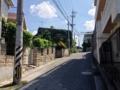[沖縄][那覇][沖縄そば]周辺は閑静な住宅街なことも相まってスゴさに拍車がかかります