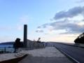 [沖縄][古宇利島]屋我地島と古宇利島を結ぶ全長約2kmの古宇利大橋