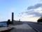 屋我地島と古宇利島を結ぶ全長約2kmの古宇利大橋