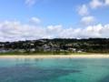 [沖縄][古宇利島]橋の上からちょっと視線を外へと向けると、分かりますね