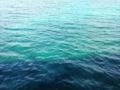 [沖縄][古宇利島]まるで青空をコピペしたかのような透き通る大海