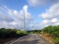 [沖縄][古宇利島]外側を走るように意識して進めばOK