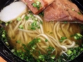 [沖縄][南城][沖縄そば]透き通った和風テイストのスープ