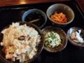 [沖縄][糸満][沖縄そば][定食・食堂][カフェ・喫茶店]生姜が効いててサッパリとした口当たりのじゅうしい他