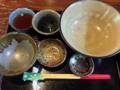 [沖縄][糸満][沖縄そば][定食・食堂][カフェ・喫茶店]はい、ご覧のとおり完食です!
