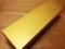 包み紙を外すと、まさに金楚糕の名にふさわしい金箱がその姿を露わに